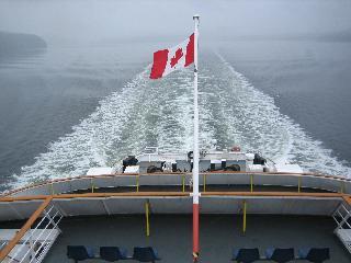 Canada Pride - Boat