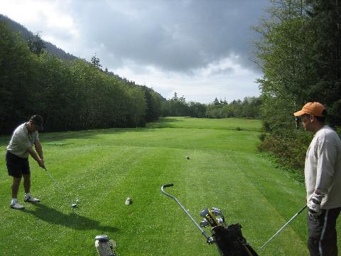 Prince Rupert Golf