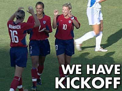 Olympics - Soccer
