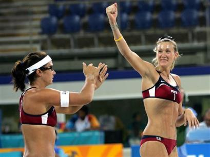 Misty May & Kerri Walsh