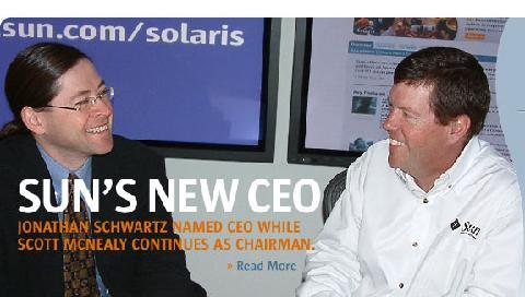 New Sun CEO