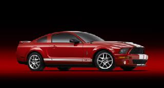 2007Ford Shelby GT500