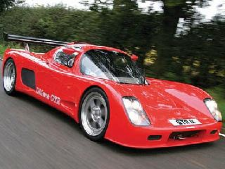 Ultima GTR supercar