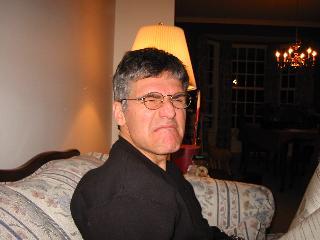 dad - christmas 2001