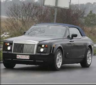 2007 Phantom convertible