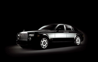 new Rolls-Royce Phantom Black