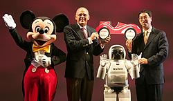 Honda and Hong Kong Disneyland Form Strategic Alli