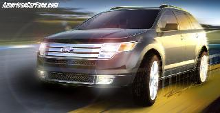 2007 Ford Edge CUV