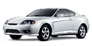 2006 Hyundai Tiburon GT