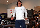 Rafael Nadal for Kia