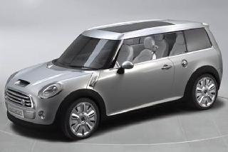 mini Traveller to Clubman