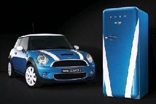 2007 MINI Cooper Limited Edition Refrigerator