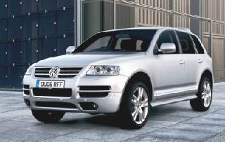 Volkswagen Toureg Luxury 4x4