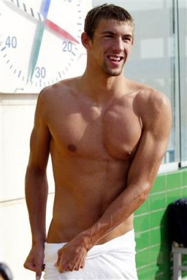 Michael Phelps Nude
